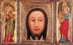 Triptych of The Holy Face