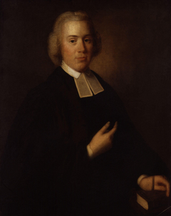 Unknown man, formerly known as Philip Doddridge