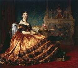 Portrait of Emilia Włodkowska