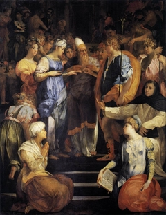 Betrothal of the Virgin