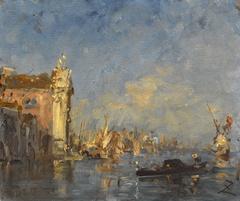 Venise, l'église des Gesuati