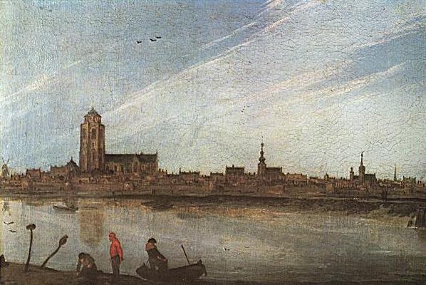 View of Zierikzee