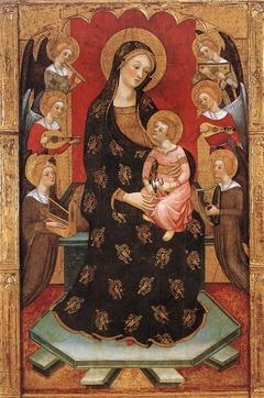 Virgin of the Angels