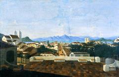 Vista parcial da cidade de Nossa Senhora do Desterro 03