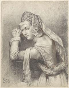 Wenende Maria Magdalena