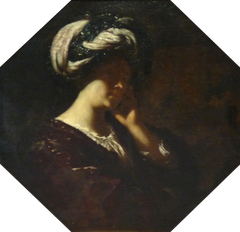 Woman with a Turban