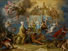 Allegory of the Consequences of the Peace of Utrecht