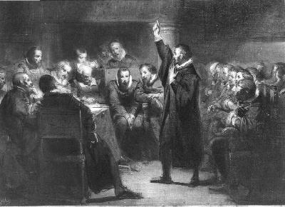 Anno 1610. De Haagse Conferentie