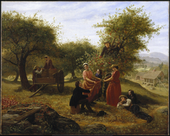 Apple Gathering