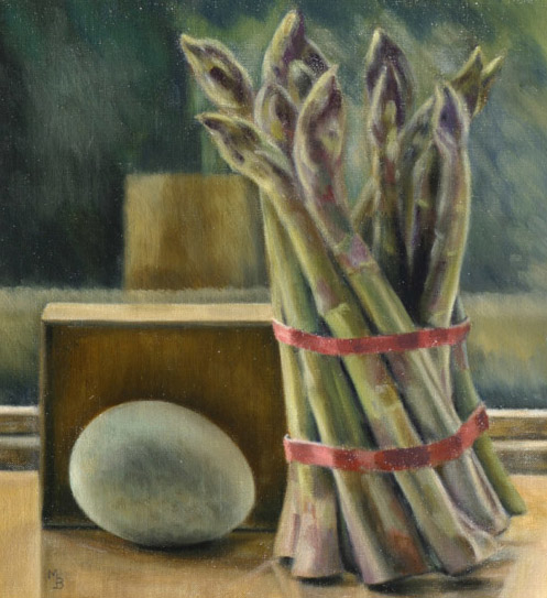 Asparagus and Egg