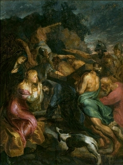 Bearing of the Cross