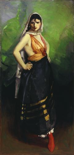 Betalo Rubino, Dramatic Dancer