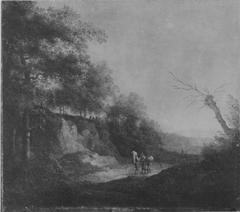 Bewaldeter Hohlweg