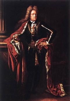 Bildnis des Kurfürsten Johann Wilhelm von der Pfalz (1658-1716)