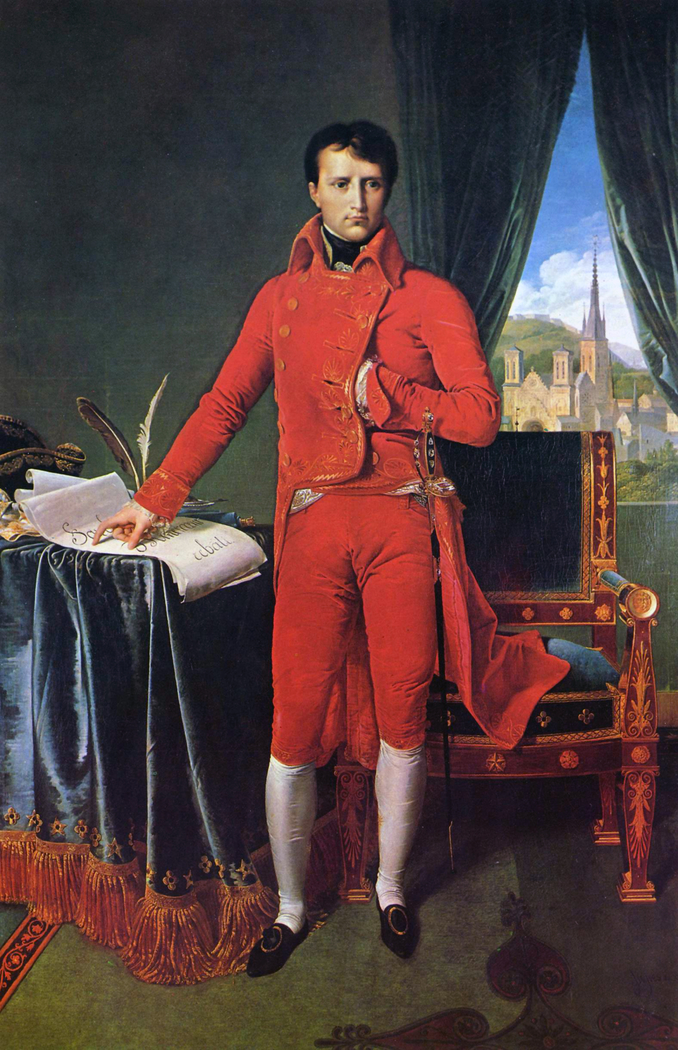 Bonaparte, First Consul