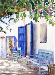Bue Doors - Puertas Azules