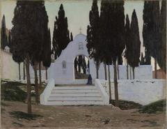 Calvario at Sagunto, Day's End