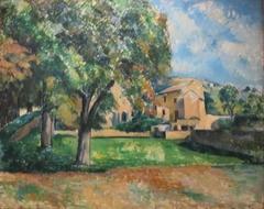 Chestnut and Jas de Bouffan farm