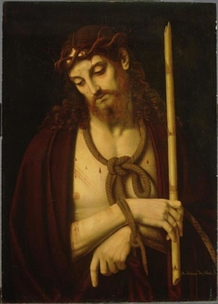 Christ Bound and Crowned with Thorns