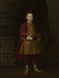 Conrad Ernest Kopperman (1709-1745)
