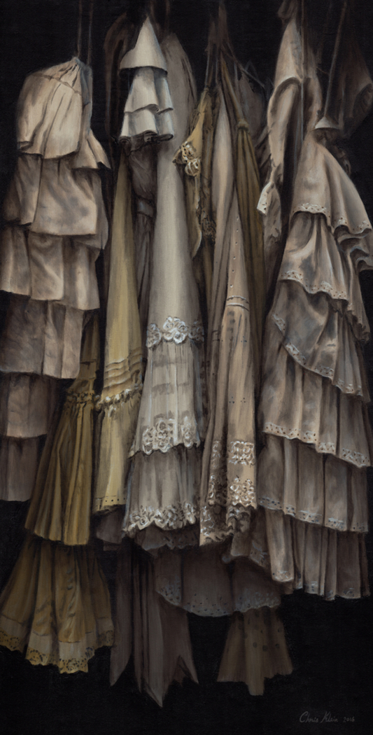 Costumes from the Stratford warehouse No15