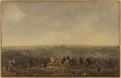 Die Beschießung von Ulm (Berthier-Zyklus)