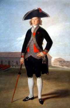 Don Manuel Lapeña, later Marquis of Bondad Real