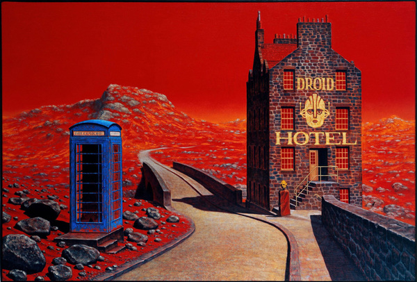 Droid Hotel