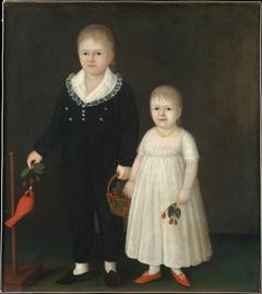 Edward and Sarah Rutter