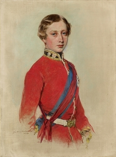 Edward VII (1841-1910) when Prince of Wales