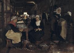 Et sardineri i Concarneau
