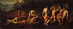 Flaying of Marsyas