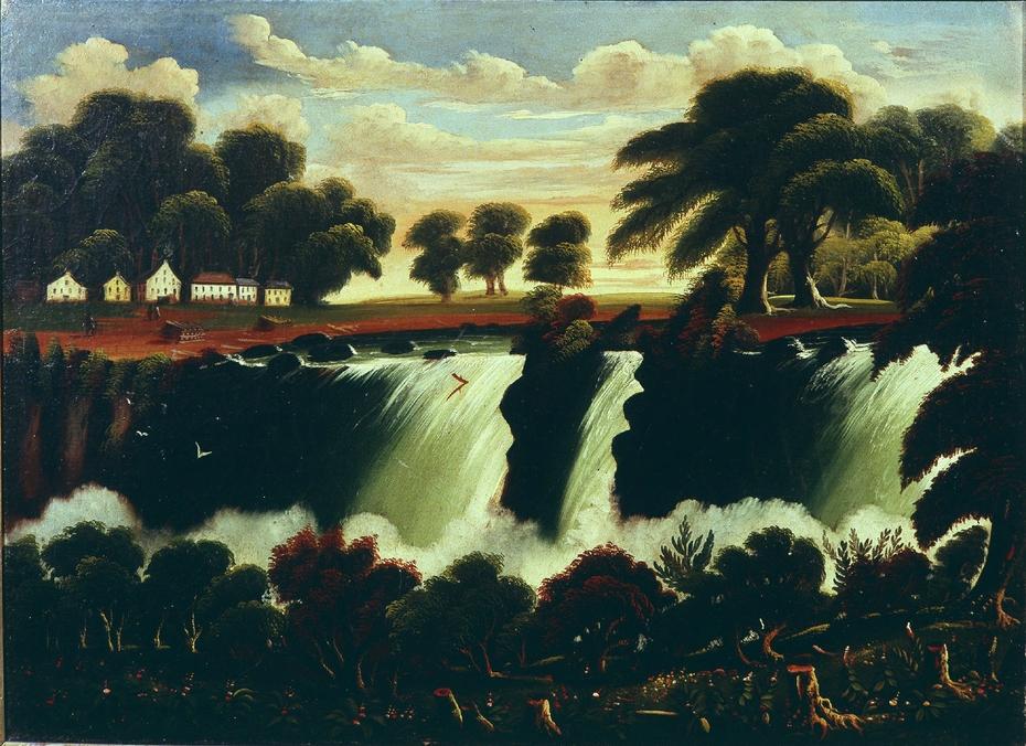 Genesee Falls, Rochester
