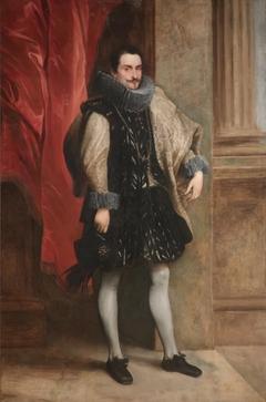 Genoese Nobleman