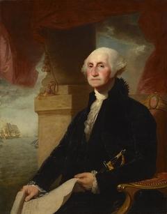 George Washington (The Constable-Hamilton Portrait)