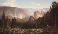 Great Canyon of the Sierra, Yosemite