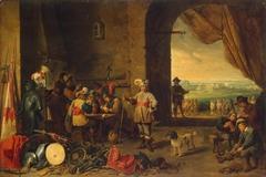Guardroom