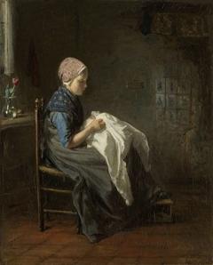 'Het naaistertje'
