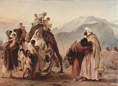 Incontro tra Esaù e Giacobbe