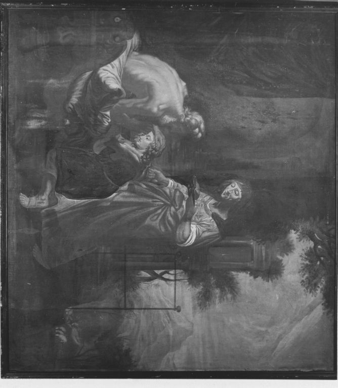 Isaak segnet Jakob (Kopie nach)