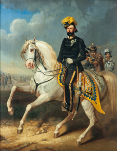 Karl XV, King of Sweden and Norway