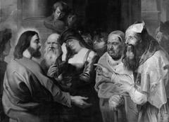 Kristus og synderinden