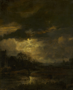 Landscape at Sunset