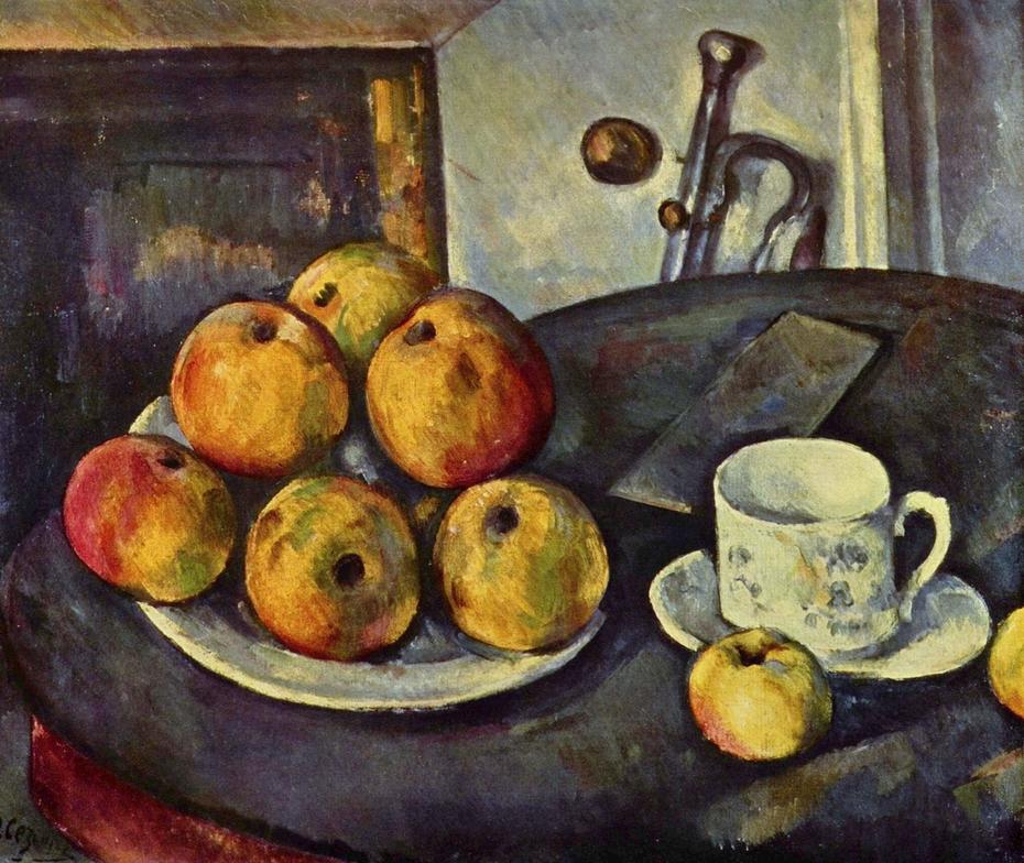 Les Grosses pommes