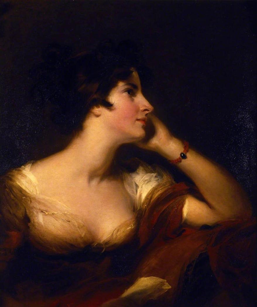 Maria Woodley, Mrs Walter Riddell (1772-1808)