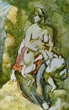 Medea, after Delacroix