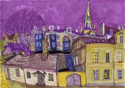 Night Tallinn