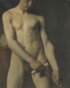 Nude Study of aMan