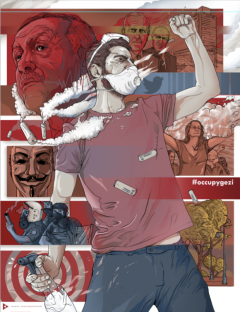 #occupygezi Poster!