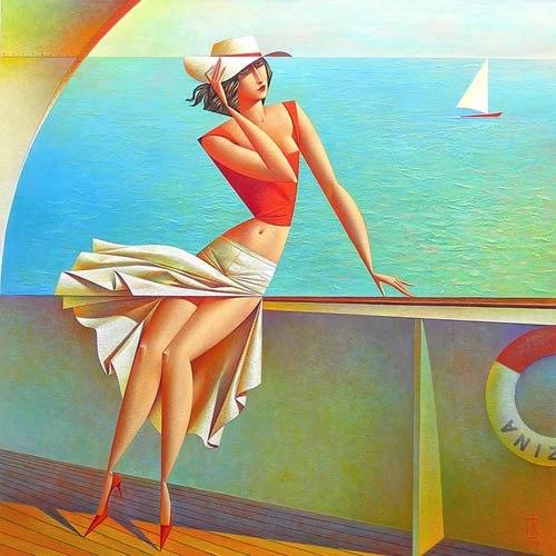 Ocean-Ship-Girl